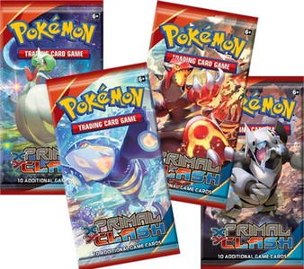 Pokemon TCG Primal Clash Booster Pack