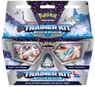 Pokemon TCG - Trainer Kit: Latias & Latios