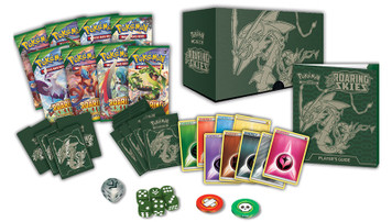 Pokemon TCG - Roaring Skies Elite Trainer Box