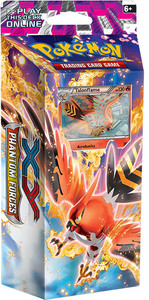 Pokemon TCG -  Burning Winds Theme Deck - XY Phantom Forces