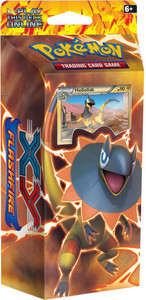 Pokemon TCG - Brilliant Thunder Theme Deck - XY Flashfire