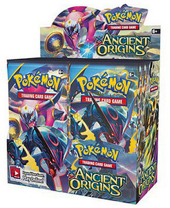 Pokemon TCG Ancient Origins Booster Box