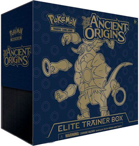 Pokemon TCG - Ancient Origins Elite Trainer Box