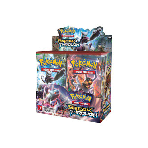 Pokemon TCG XY Breakthrough Booster Box