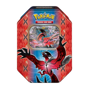 Pokemon- Life & Destruction Collide- Yveltal Tin