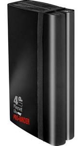 Ultra Pro- Pro Binder- 4 Up Playset- Black