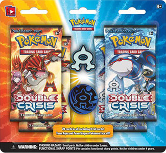 Pokemon- Double Crisis- Blister Pack