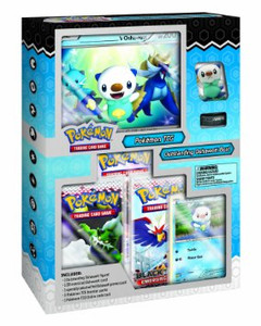 Pokemon TCG - Outstanding Oshawott - Gift Box