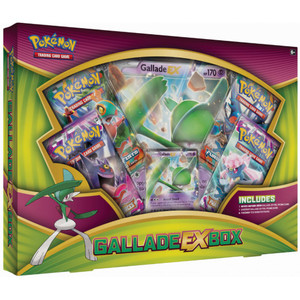 Pokemon TCG - Gallade EX - Gift Box