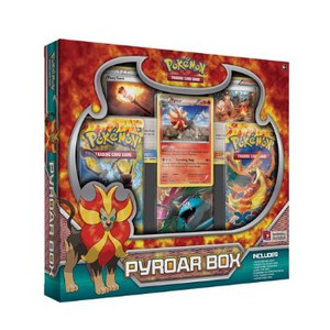 Pokemon TCG - Pyroar - Gift Box
