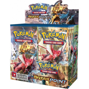 Pokemon TCG- BREAKpoint Booster Box