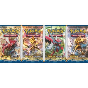 Pokemon TCG- BREAKpoint Booster Pack