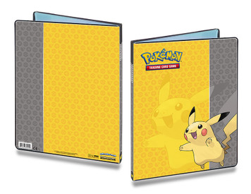Pokemon TCG- Ultra Pro Pikachu 9 Pocket Portfolio