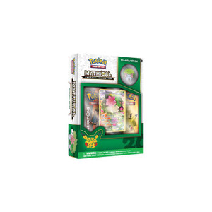 Mythical Pokemon Shaymin Collection - Includes 2x Generations Booster Packs