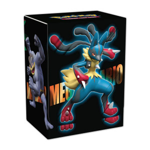 Pokemon TCG Mega Lucario Deck Box