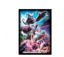 Pokemon TCG Mega Mewtwo Sleeves 65ct Pack