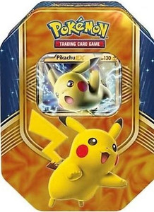 Pokemon TCG- Fall 2016 Pikachu Tin