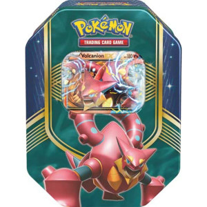 Pokemon TCG- Fall 2016 Volcanion Tin