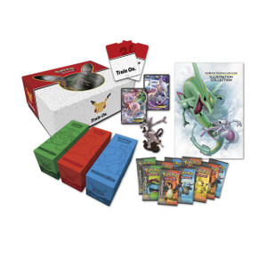Pokemon Generations - Mew and Mewtwo Super Premium Collection