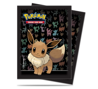 Pokemon TCG Eevee Sleeves 65ct Pack