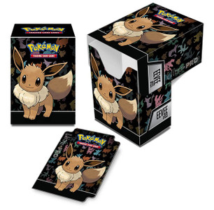 Pokemon TCG Eevee Deckbox
