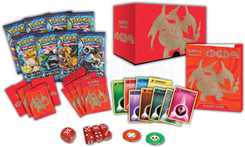 Pokemon TCG XY Evolutions Elite Trainer Box- Charizard