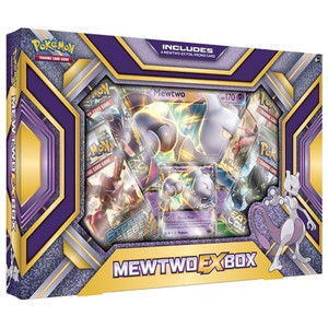 Pokemon TCG- Mewtwo EX Box