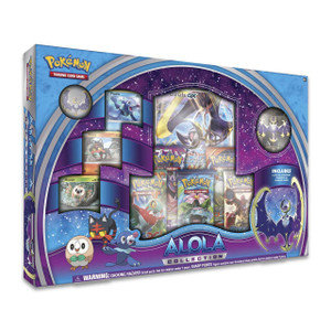 Pokemon TCG- Alola Collection Lunala