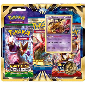 Pokemon TCG- Evolutions-  Giratina Blister Pack