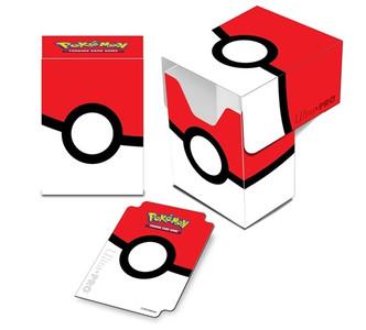 Ultra PRO Pokemon Full-View Deck Box Pokeball