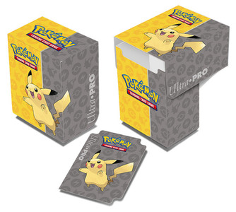 Ultra PRO Pokemon Pikachu Deck Box