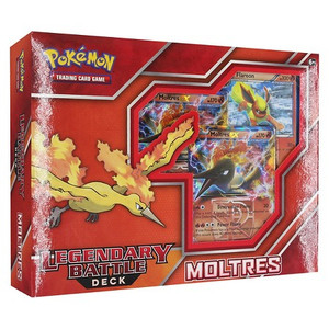 Pokemon TCG Legendary Battle Deck- Moltres