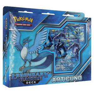 Pokemon TCG Legendary Battle Deck- Articuno