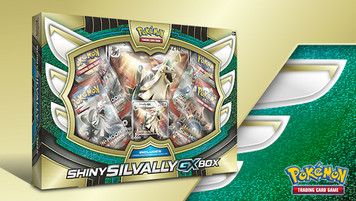 Pokemon TCG - Shiny Silvally GX Box