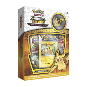 Pokemon TCG - Shining Legends Pin Collection - Pikachu