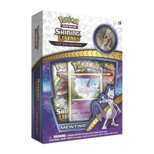 Pokemon TCG - Shining Legends Pin Collection - Mewtwo