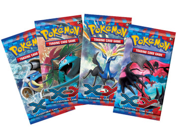 Pokemon TCG XY Base Set Booster Pack