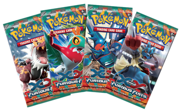 Pokemon TCG XY Furious Fists Booster Pack