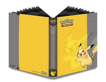 Ultra PRO Pokemon PRO-Binder 9-Pocket Pikachu