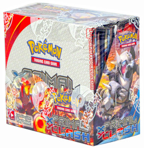 Pokemon TCG Primal Clash Booster Box