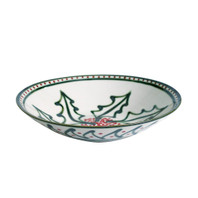 Holly Graffiti Medium Flared Bowl