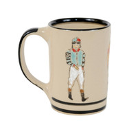Off to the races 14 oz. mug, 14 oz