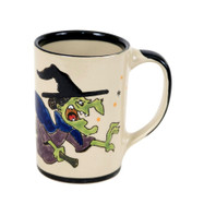 14 OZ WITCHES MUG ESTER