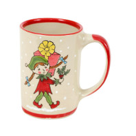 14 oz Santa's Elves Mug Sugarplum