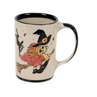 Hilda, Witch Mug
