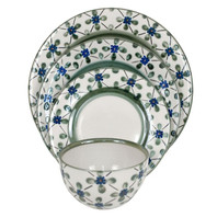 Dinnerware Set in French Country, French Country Dinnerware Set