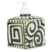 Graffiti Green Soap Dispenser