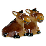 Horse Salt & Pepper Shakers