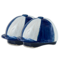 Jockey Cap Salt & Pepper Shakers