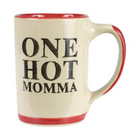 One Hot Momma Mug
